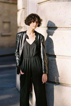 Paris Fashion Week SS 2017....Leila