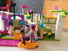 """Na torcida pela Gabi e sua construção """"Um nova casa para as amigas""""!"""