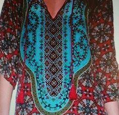 Tinedani's Testbox: Tunika-Kleid