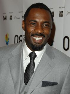 idris-elba    // If the number of status post from friends are any indication on FB, Elba must be the only black sexy man left on earth. LOL