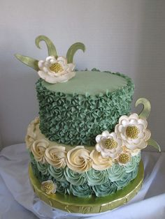 "Pinner says: ""so cute and so easy to do!""  She's the local cake-boss, so I'll take her word for it :)"
