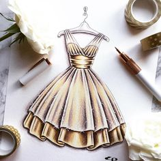 I will be putting some dress prints on my Etsy store soon. Let me know if there are any favourites you'd like to see on there. #fashion #fashionillustration #fashionillustrator #fashionista #fashionsketch #fashionart #draw #drawing #illustration #illustrator #sketch #sketching #dress #couture #etsy #etsyshop #etsyseller #prom #promdress #vintage #vintagestyle