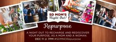 #SDMNORepurpose Event | Thursday, December 11, 2014 @BottlesWood.
