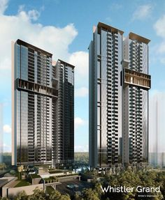 Top 5 Condominium Showflats Worth Checking Out During Your Free time Residential Building Design, Residential Architecture, Mix Use Building, Multi Story Building, Modern Condo, Luxury Restaurant, Building Facade, Commercial Architecture, Skyscrapers