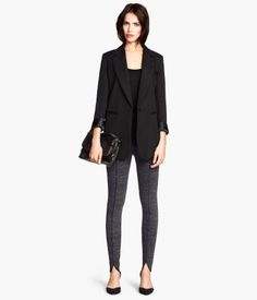 Jersey Leggings with piping | H&M