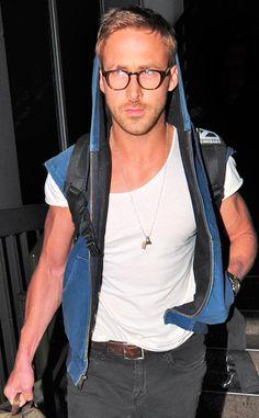Ryan Gosling at LAX