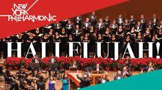 "New York, Dec 13: New York Philharmonic: Handel's ""Messiah"