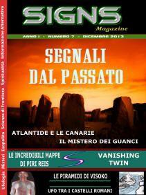 Online il nuovo numero di SIGNS Magazine: http://signs.orizzonteassoluto.info./