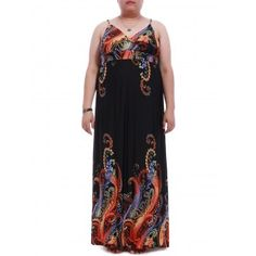 SHARE & Get it FREE | Charming Plus Size Spaghetti Strap Backless Print Dress For WomenFor Fashion Lovers only:80,000+ Items·FREE SHIPPING Join Dresslily: Get YOUR $50 NOW!