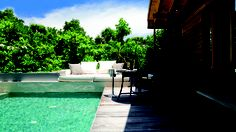 Tranquil is the perfect word to describe the spa enclave at Park Hyatt Maldives.