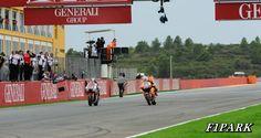 Stoner & Spies Foto Finiş - MotoGP - F1PARK