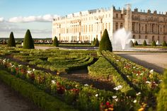 Versailles - The Cherry Blossom Girl 17 http://thecherryblossomgirl.com/category/paris/versailles/