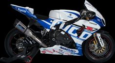 Tyco Suzuki GSX-R1000 by TAS for BSB and International roads racing- NW200, TT and Ulster GP.