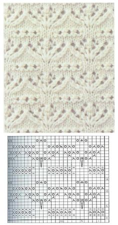 Knitting Loom Stitches Cowls Ideas The Effective Pictures We Offer You About Knitting Loom proje Lace Knitting Stitches, Lace Knitting Patterns, Knitting Charts, Lace Patterns, Easy Knitting, Stitch Patterns, Kids Knitting, Loom Knitting Projects, Knitting Accessories