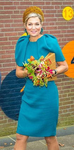 King Willem-Alexander and Queen Máxima visit the Almelo region and Northeast Twente 27 Oct 2016