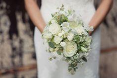 Die natürlich rustikale Hochzeit von Sina und Michael | Friedatheres