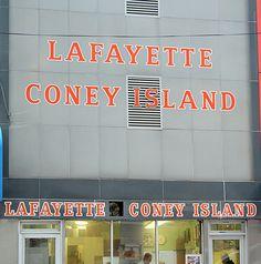 Lafayette coney