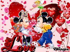 MickeyXMinnie forever^^
