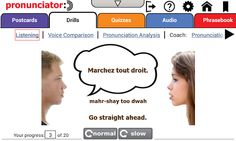 Learn 80 languages for free through your library or school!<p>Important: You must have a Pronunciator account with a library or school that subscribes to Pronunciator, or be an existing Pronunciator individual subscriber, to use this app. <p>Note to tablet users: If you are using an Android tablet, please install Pronunciator for Android Tablets instead.<p>Learn 80 languages in any of 50 languages, for a total of 4,000 available course combinations. <p>Plus, ESL for 50 non-English languages…