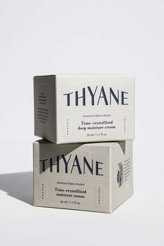 THYANE Skincare Retro Brand Identity is part of Retro packaging - Packaging labels design - Packa Skincare Packaging, Cosmetic Packaging, Beauty Packaging, Mockup Design, Label Design, Package Design, Retro Packaging, Brand Packaging, Design Packaging