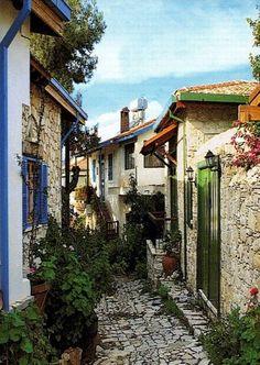 Lania village, Cyprus