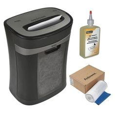 """Royal HD1400MX 14-sheet Crosscut Paper Shredder + Shred Oil -12OZ Bottle Lubricant Oil + 20 Gallon 100 Pack Shredder Bags by Royal. $139.95. The Adler Royal HD1400MX 14-Sheet Cross Cut Paper Shredder & Media Destroyer conveniently shreds up to 14 sheets in a single pass into 5/32"""" x 1"""" pieces. The Royal HD1400MX paper shredder offers level 3 security and is tough enough to destroy credit cards, CDs and DVDs, rendering their data useless. This paper shredder features a 6 gal..."""