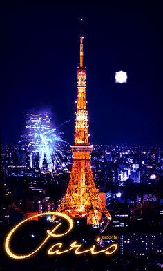 ♥➷♥ The night of Paris ♥➷♥   #paris