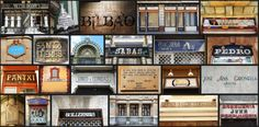 A miscellany of the bits of London that got left behind and other graphic and architectural diversions