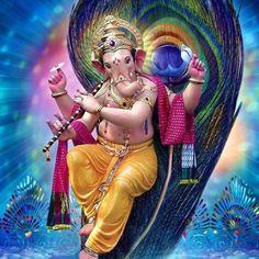 Lord Ganesha in Shri Krishna Avtaar