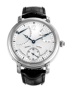 MAURICE LACROIX MASTERPIECE MP7068-SS001-191 £1850