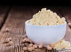 FĂINA de NĂUT: bogată în fibre, fără gluten şi cu un procent ridicat de proteine - Top Remedii Naturiste