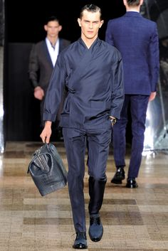 Louis Vuitton Fall 2012 Menswear - Collection - Gallery - Style.com