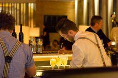 Cocktails and more at #Falkensteiner Hotel in #Schladming - #bar #Austria #Österreich #travelblogger