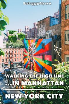 New York Diary: The High Line, Lego House And New York Fashion Week - Hand Luggage Only - Travel, Food & Home Blog