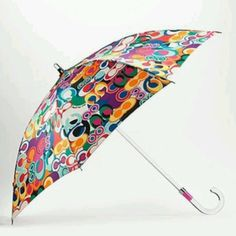 Also like! Coach umbrella
