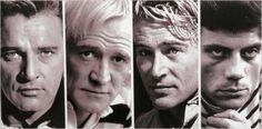 The Hellraisers: Richard Burton, Richard Harris, Peter O'Toole and Oliver Reed