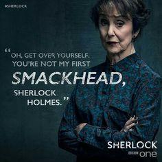 "Sherlock ""The Lying Detective"". Season Do refrain from messing with Hudders. Cleary, she does not suffer fools *or crackheads* lightly. Sherlock Fandom, Sherlock Holmes, Quotes Sherlock, Sherlock Season, Sherlock John, Jim Moriarty, Watson Sherlock, Benedict Sherlock, Johnlock"