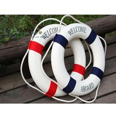 Cheap craft ring, Buy Quality crafts accessories directly from China craft decoration Suppliers: home decor photo props photo supply decoration Mediterranean style nautical decor Accessories swim ring crafts 35 cm * 35 cm