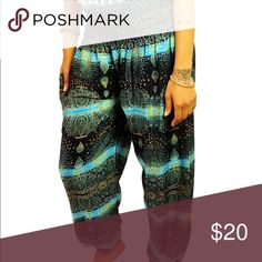 Harem pants One size harem pants Other