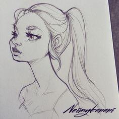 "1,469 Likes, 11 Comments - Neimy Kao♢°‣ (@neimykanani) on Instagram: ""✏️ #sketchbook #sketch #doodle #art"""