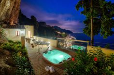 NH COLLECTION GRAND HOTEL CONVENTO DI AMALFI Amalfi, Italy, Presidential Suite with Terrace View