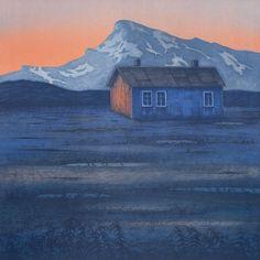 Eva Harr - Et annet hjem Painting Collage, Paintings, Norwegian Vikings, Fine Art, Lynx, Adventure, Contemporary, Nature, Artists