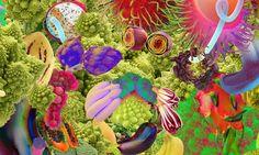 """Fruit Salad"" - illustration by Tom Sewell"