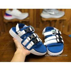 b5ed6bdd95e Puma Beach Casual Sports Sandals Leadcat YLM True Blue-Puma White Slippers 365630  03 New