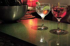 Pequeño bar de gintonics y tés en pleno barrio de Gràcia