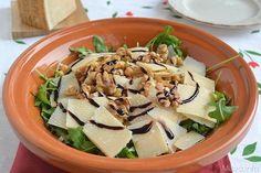 Slow Food, Food Design, Parmesan, Cooking Recipes, Healthy Recipes, Fruit And Veg, Light Recipes, Italian Recipes, Salad Recipes