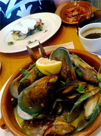 Marathon Man, Steamed Mussels, Lamb Shoulder, Tapas Bar, Moorish, Omelette, Healthy Mind, Auckland, Deli