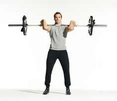 "Ask Men's Fitness: ""Everyone seems to be doing Olympic lifts. Should I join the crowd?"""