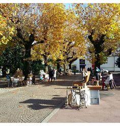 • Seconda Vita Upcycled —> Mercato in valigia - Giardini Pioda Locarno 11.11.2017 • Stay Tuned by JaDa Solutions 😉 #jadasolutions #secondavita #secondavitaupcycled #giardinipioda #locarno #mercatoinvaligia #mercatolocarno #ticino #switzerland #riciclocreativo #minusio #sopraceneri #sottoceneri #ascona #quartino #brissago #losone #artigianato #tessin