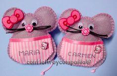 Ratones Perez Hello Kitty